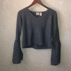 Bell sleeve DAYTRIP sweater
